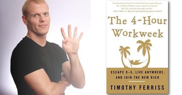 Tim ferriss 4hr work week
