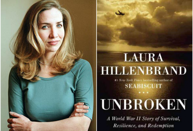 "Unbroken Quotes New Quotes From ""unbroken""laura Hillenbrand"